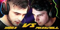 VIDEO: SHOX VS. MIXWELL