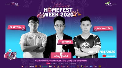 VIETNAM #HOMEFEST WEEK 2020
