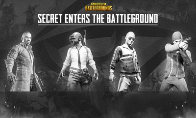TEAM SECRET CÔNG BỐ SQUAD PLAYER PLAYERUNKNOWN'S BATTLEGROUNDS CỦA MÌNH